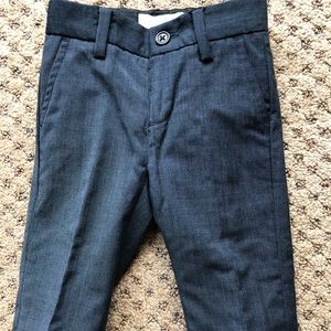 Janie and Jack Special Occasion Dress Pant NWT